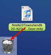 how to move downloaded music into itunes