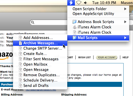 Export Mac OS X Mail Messages (With Attachments) – Mason Sklut